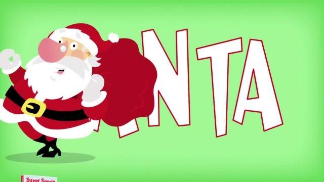 شعر های کودکانه - انگلیسی کریسمس
