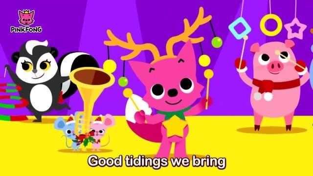 شعرو ترانه های کودکانه انگلیسی - کریسمس مبارک