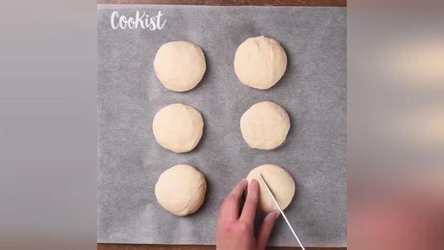 نکات کاربردی آشپزی - طرز تهیه گام به گام نان پانینی خانگی