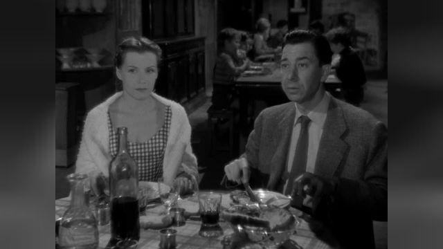 فیلم روانشناسی شیطان صفتان   Diabolique 1955 #دوبله