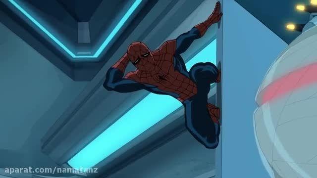 دانلود کارتون مرد عنکبوتی نهایی (Ultimate Spiderman) فصل 4 قسمت 5