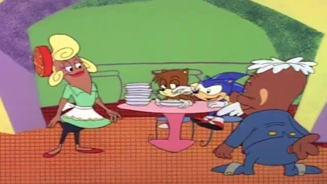 دانلود انیمیشن سونیک (sonic) قسمت 21