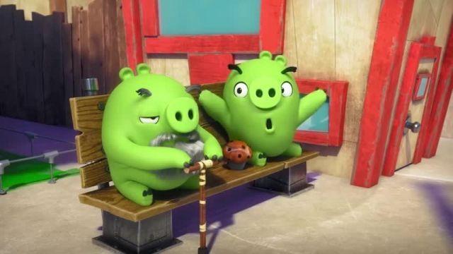 دانلود انیمیشن خوک ها (piggy tales) فصل 3 قسمت 13