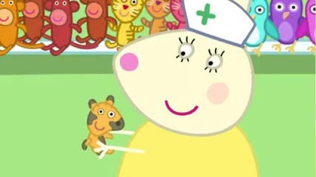 دانلود انیمیشن پیپا پیگ (peppa pig) قسمت 45