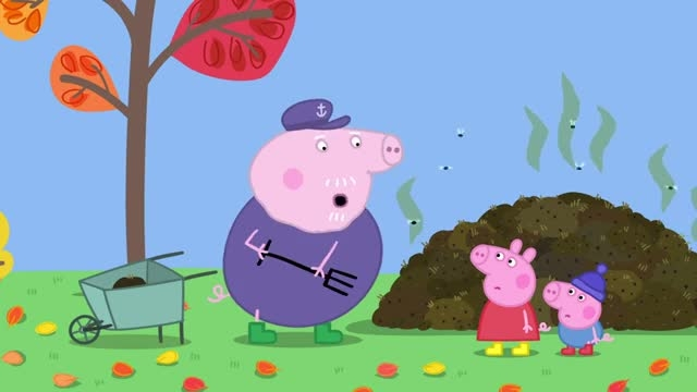 دانلود انیمیشن پیپا پیگ (peppa pig) قسمت 39