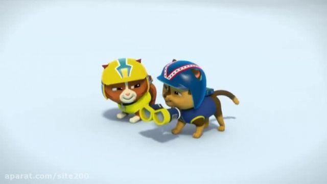 انیمیشن سگ های نگهبان قسمت 92 دوبله فارسی