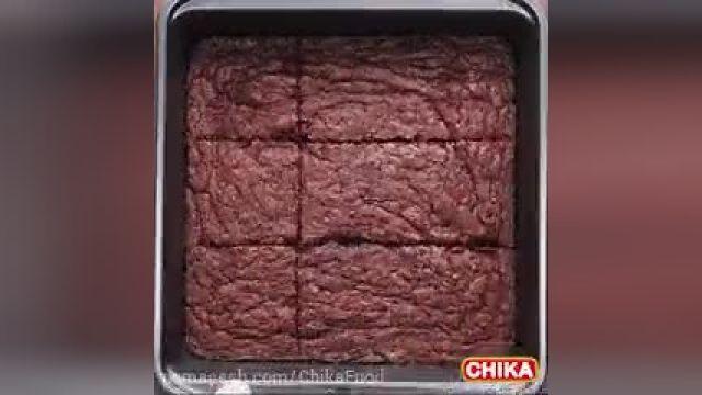 طرز تهیه کیک فندقی