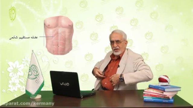 روش فوق العاده برای لاغری شکم