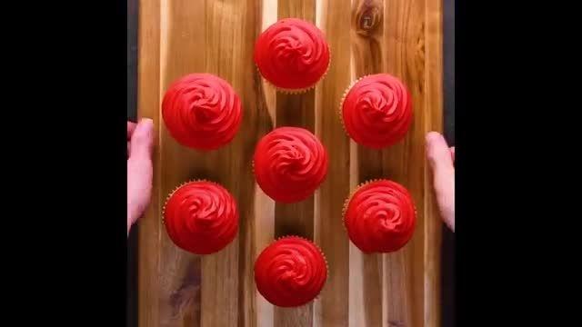 آموزش طرز تهیه دسر های زیبا و خوشمزه برای مهمانی ها در چند دقیقه