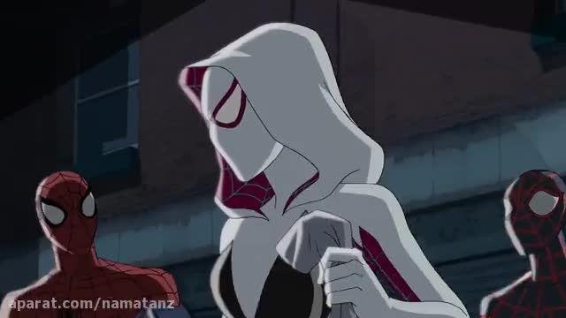 دانلود کارتون مرد عنکبوتی نهایی (Ultimate Spiderman) فصل 4 قسمت 19