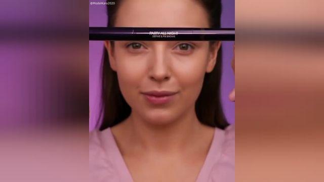 آموزش میکاپ و آرایش صورت ، آرایش چشم ، آرایش لب -کیکو میلانو