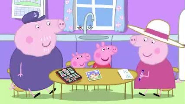 دانلود انیمیشن پیپا پیگ (peppa pig) قسمت 48