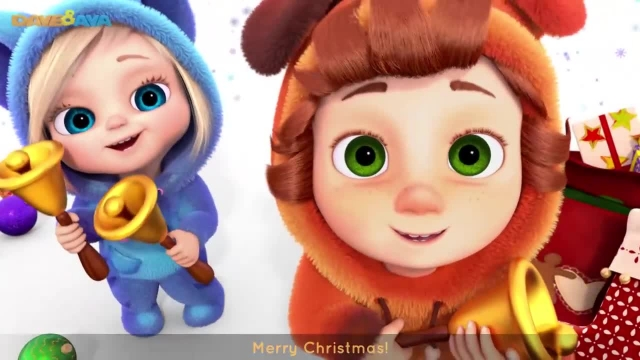 شعرو ترانه های کودکانه انگلیسی - زمان کریسمس