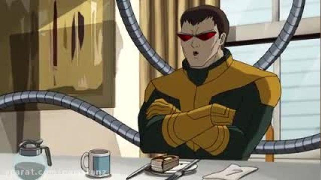 دانلود کارتون مرد عنکبوتی نهایی (Ultimate Spiderman) فصل 4 قسمت 25