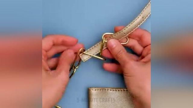 ایده جالب درست کردن کیف دستی