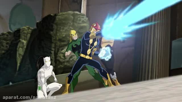 دانلود کارتون مرد عنکبوتی نهایی (Ultimate Spiderman) فصل 1 قسمت 9