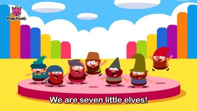 شعرو ترانه های کودکانه انگلیسی - 1 تا 10