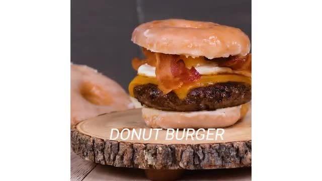 آموزش طرز تهیه 4 ایده کاربردی برای درست کردن همبرگر های خانگی!