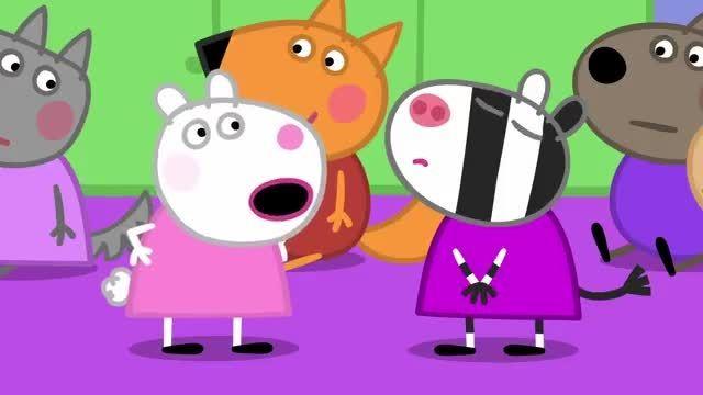 دانلود انیمیشن پیپا پیگ (peppa pig) قسمت 20
