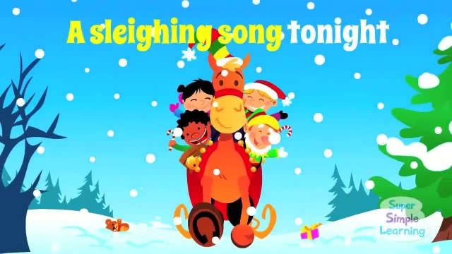 ترانه های کودکانه - انگلیسی زنگ زنگ