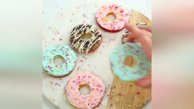 نکات کاربردی آشپزی - 16 ترفند تزیین کیک برای جشن سال نو 2020