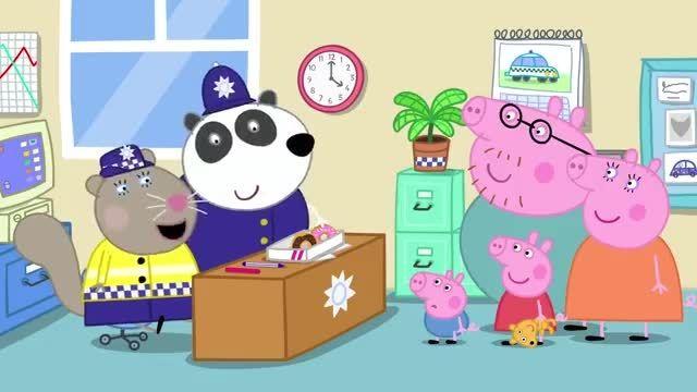 دانلود انیمیشن پیپا پیگ (peppa pig) قسمت 10