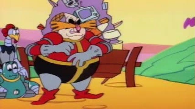دانلود انیمیشن سونیک (sonic) قسمت 43