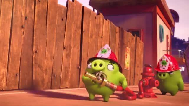 دانلود انیمیشن خوک ها (piggy tales) فصل 3 قسمت 11