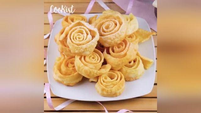نکات کاربردی آشپزی - طرز تهیه شیرینی پنجره ای ترد و خوشمزه