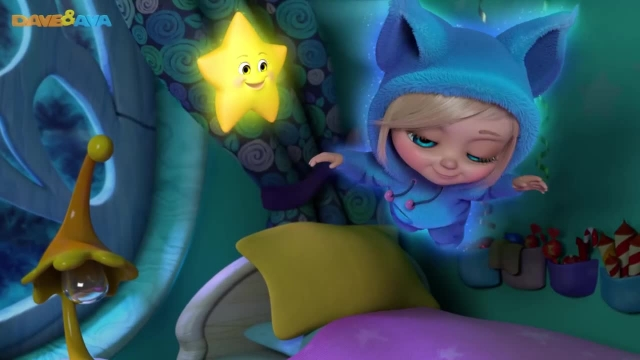 شعرو ترانه های کودکانه انگلیسی - چشمک کوچولو ستاره