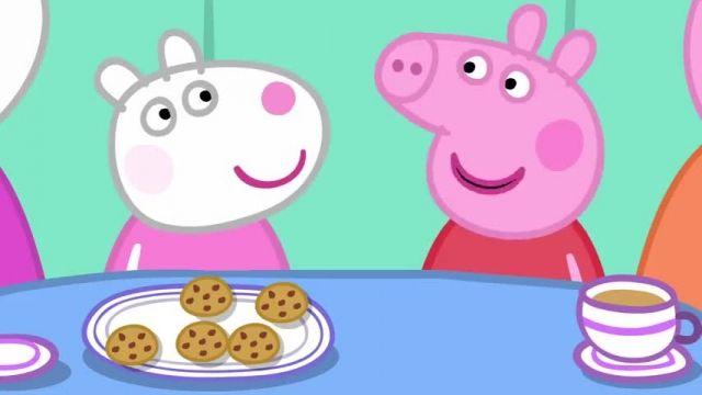 دانلود انیمیشن پیپا پیگ (peppa pig) قسمت 17