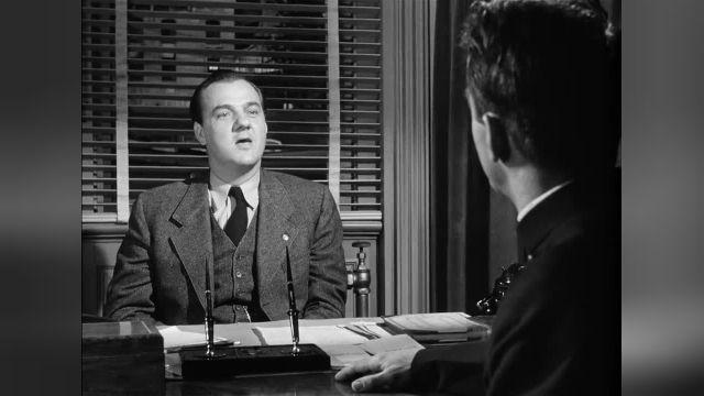 من اعتراف می کنم (اعتراف به گناه) I Confess  1953 #دوبله