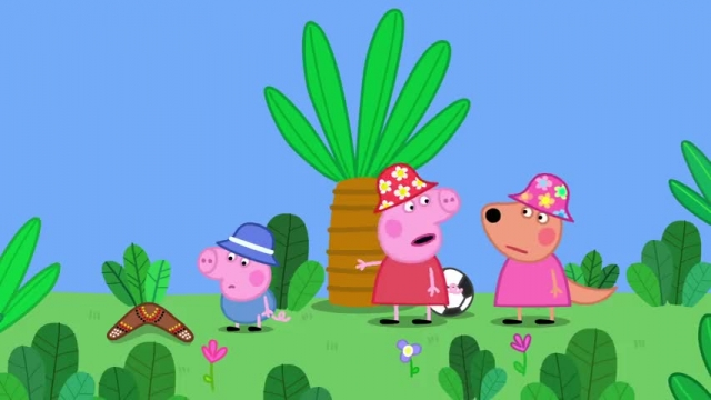 دانلود انیمیشن پیپا پیگ (peppa pig) قسمت 1