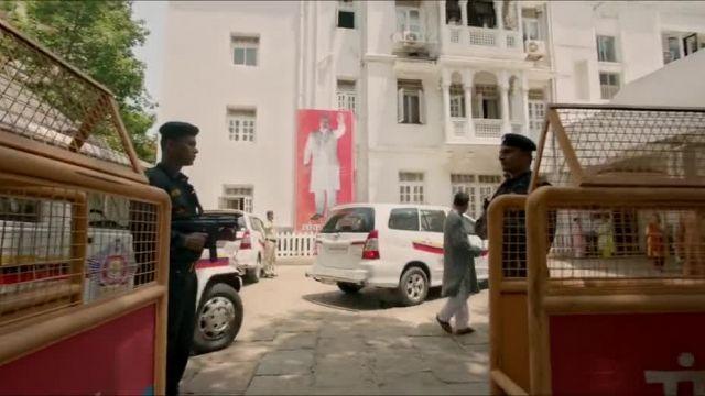 دانلود فیلم هندی دربار دادگاه (Darbar 2020) زیرنویس فارسی