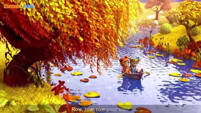 شعرو ترانه های کودکانه انگلیسی - قایق