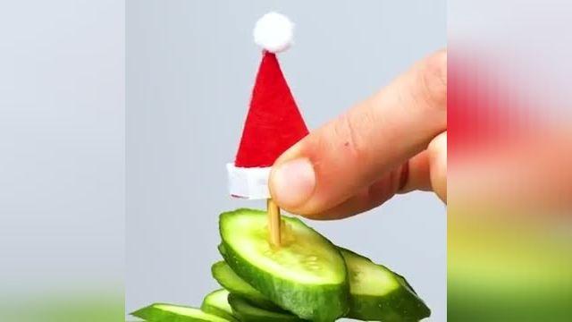 نکات کاربردی آشپزی - 27 ایده خلاقانه برای غذا مخصوص کریسمس