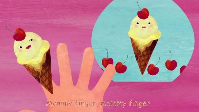 ترانه های کودکانه انگلیسی - بستنی