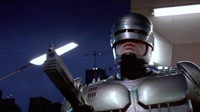پلیس اهنی  1 RoboCop 1987  #دوبله_فارسی