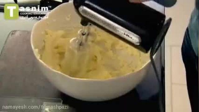 طرز درست کردن کیک شکلاتی