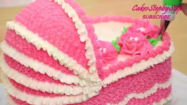 طرز تزیین کیک با زیبا مخصوص کودکان