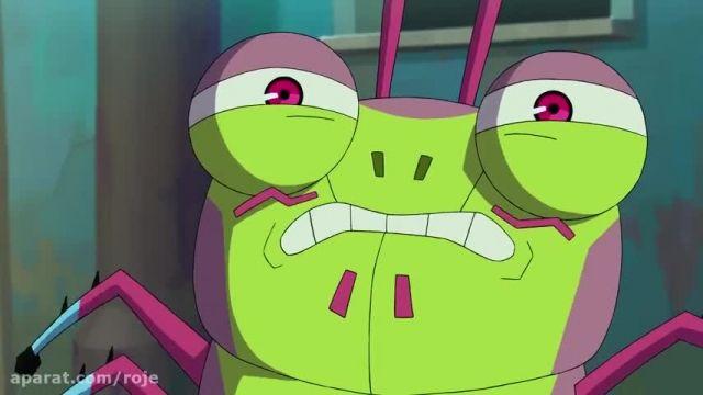 دانلود کارتون کیپو و عصر هیولاهای عجیب (زیرنویس فارسی) قسمت 4
