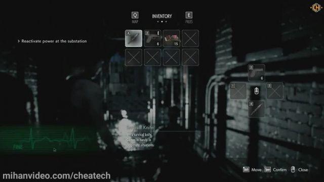 پیش نمایش چیت بازی Resident Evil 3 Remake