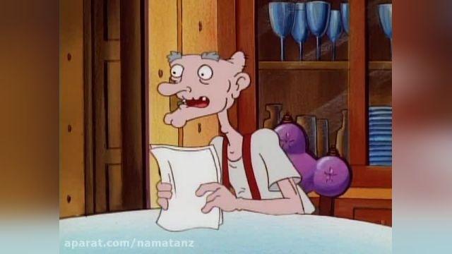 دانلود انیمیشن آرنولد (hey arnold) فصل 3 قسمت 7