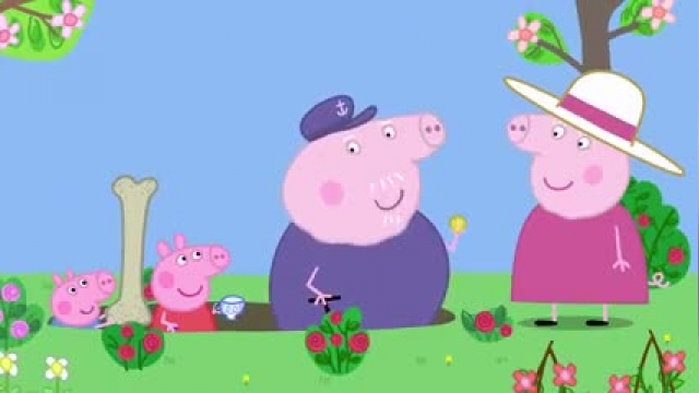 دانلود انیمیشن پیپا پیگ (peppa pig) قسمت 44