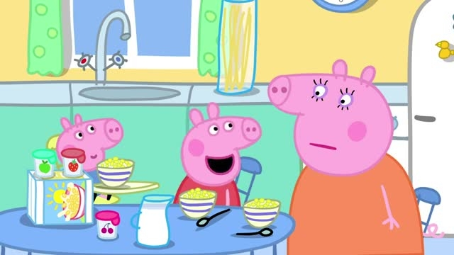دانلود انیمیشن پیپا پیگ (peppa pig) قسمت 30