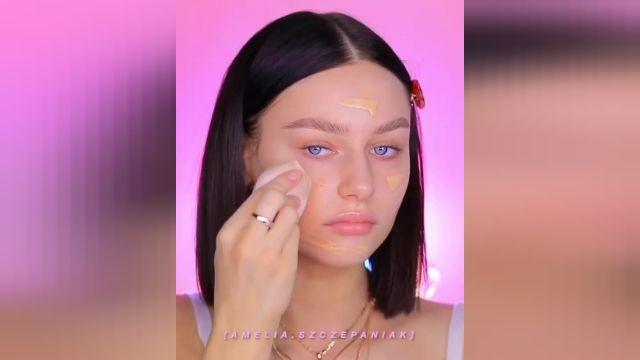 آموزش آرایش و میکاپ صورت ، آرایش چشم ، آرایش لب -کیکومیلانو