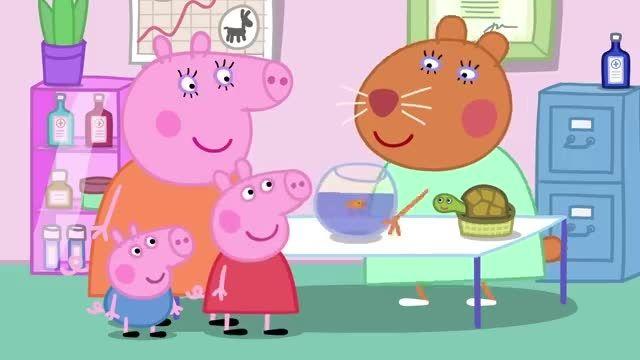 دانلود انیمیشن پیپا پیگ (peppa pig) قسمت 6