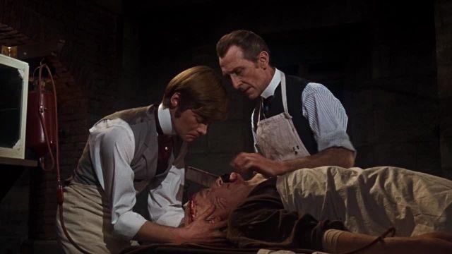 فرانکنشتاین باید نابود شود Frankenstein Must Be Destroyed 1969 دوبله