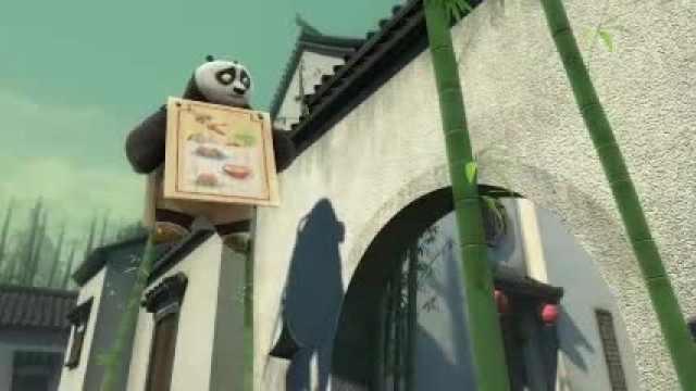 کارتون پاندای کونگ فو کار-قسمت 21- فصل 2