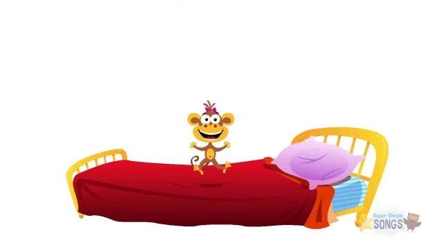 شعر های کودکانه - انگلیسی نج میمون کوچک